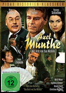 DVD »Axel Munthe: Arzt von San Michele«
