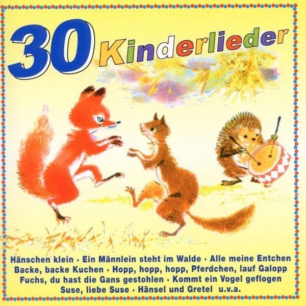Audio CD »Rundfunk-Kinderchöre Berlin U.Leipzig/+: 30...«
