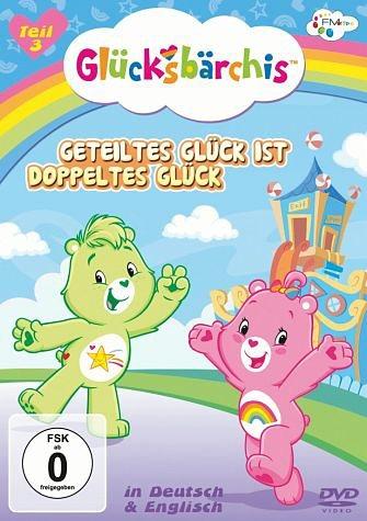 DVD »Glücksbärchis - Geteiltes Glück ist doppeltes...«