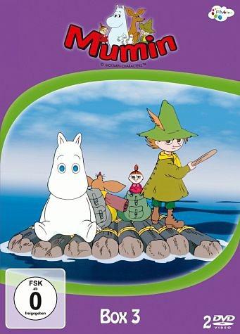 DVD »Die Mumins - Box 3 (2 Discs)«