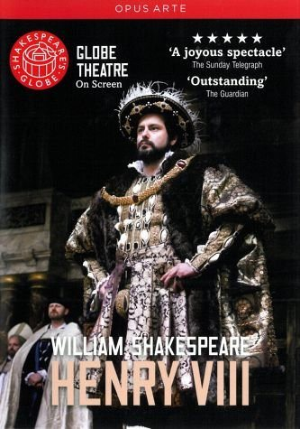 DVD »Shakespeare, William - Henry VIII«