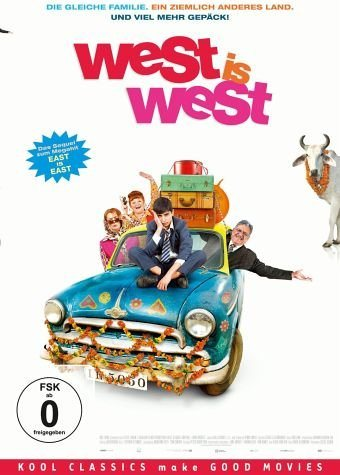 DVD »West Is West«