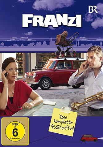 DVD »Franzi - Die komplette 4. Staffel«