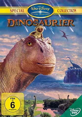 DVD »Dinosaurier«