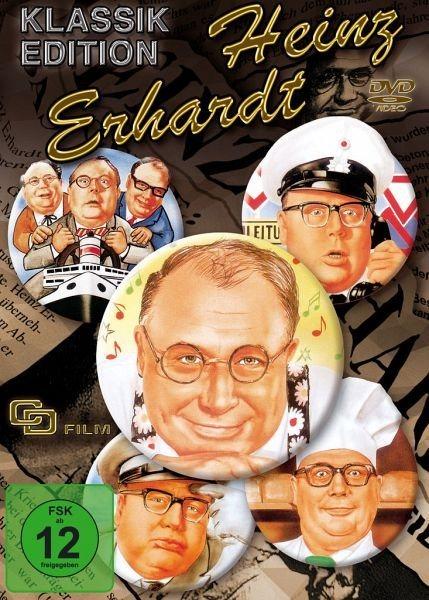 DVD »Heinz Erhardt 5er Schuber«