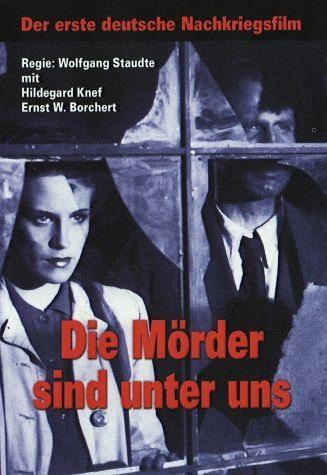DVD »Die Mörder sind unter uns«