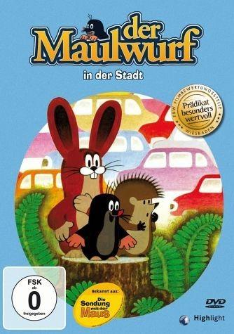 DVD »Der Maulwurf in der Stadt«
