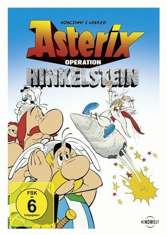 DVD »Asterix - Operation Hinkelstein«