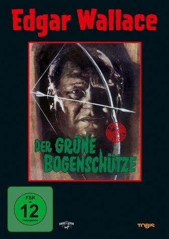 DVD »Der grüne Bogenschütze«