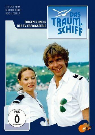 DVD »Das Traumschiff - Folgen 5 und 6«