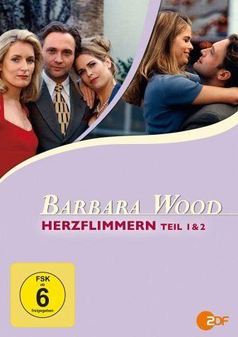 DVD »Barbara Wood: Herzflimmern, Teil 1 & 2«