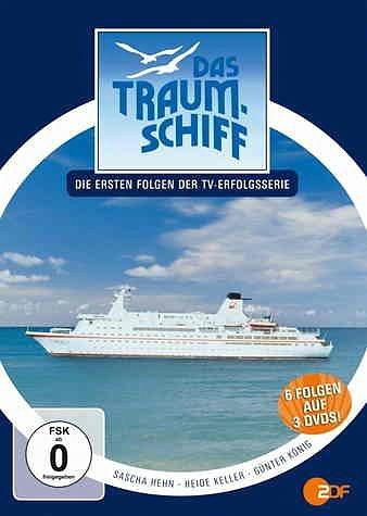 DVD »Das Traumschiff DVD-Box 1 (3 DVDs)«