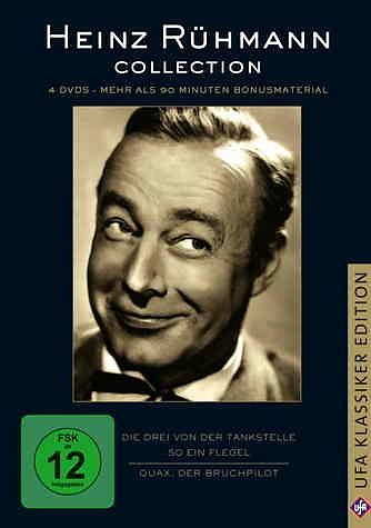 DVD »Heinz Rühmann Collection I (4 DVDs)«