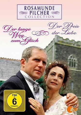 DVD »Rosamunde Pilcher Collection - Der lange Weg...«