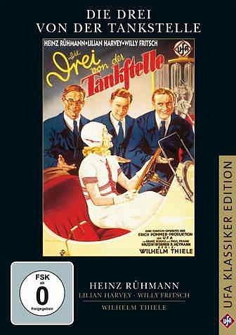 DVD »Die Drei von der Tankstelle«