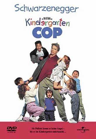 DVD »Kindergarten Cop«