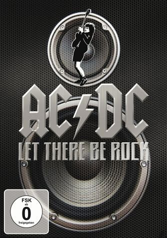 DVD »AC/DC - Let There Be Rock«
