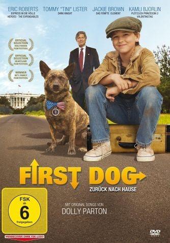 DVD »First Dog - Zurück nach Hause«