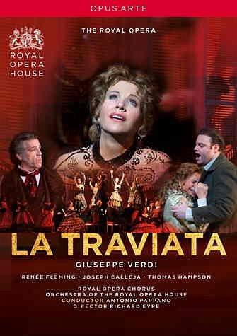 DVD »Verdi, Giuseppe - La Traviata«