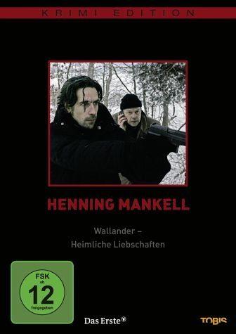 DVD »Wallander - Heimliche Liebschaften...«