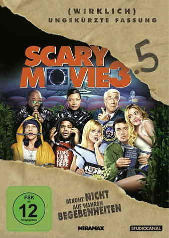 DVD »Scary Movie 3.5«