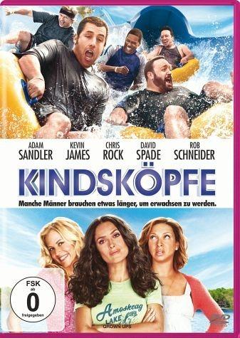 DVD »Kindsköpfe«