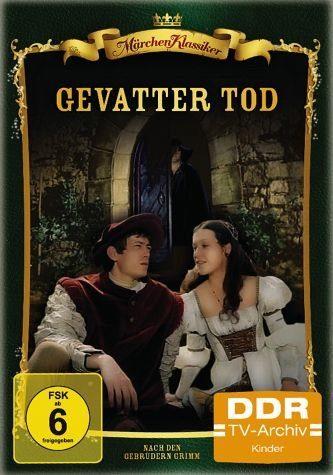 DVD »Gevatter Tod«