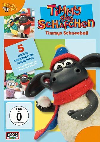 DVD »Timmy das Schäfchen - Timmys Schneeball«