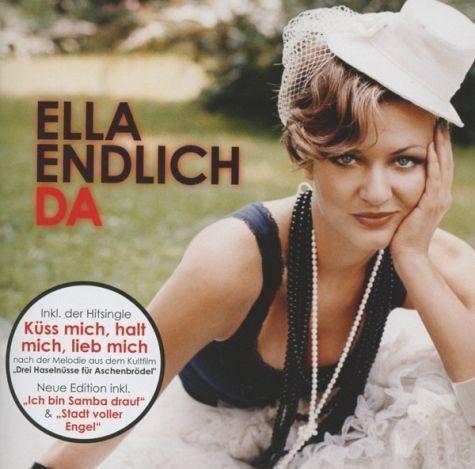 Audio CD »Endlich,Ella: Da«