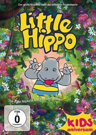 DVD »Little Hippo - Das süße Nilpferd, Liebling...«