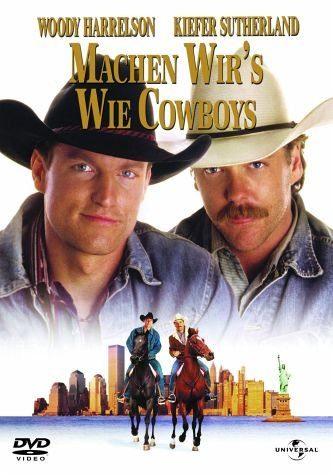 DVD »Machen wir's wie Cowboys«