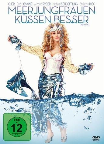 DVD »Meerjungfrauen küssen besser«