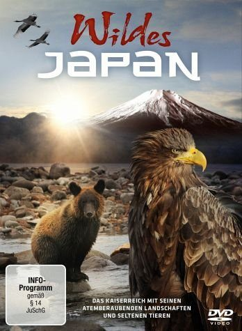 DVD »Wildes Japan«
