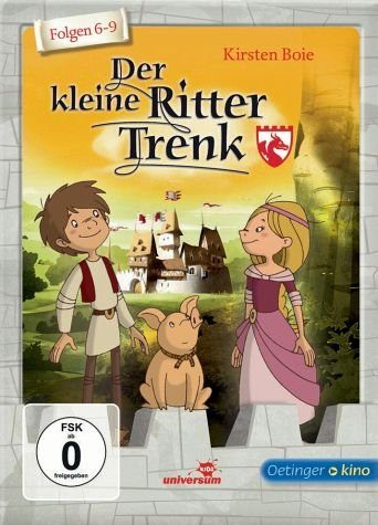 DVD »Der kleine Ritter Trenk, Folgen 6-9 (nur für...«