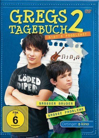 DVD »Gibt's Probleme? / Gregs Tagebuch Bd.2«