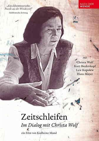 DVD »Zeitschleifen - Im Gespräch mit Christa Wolf«