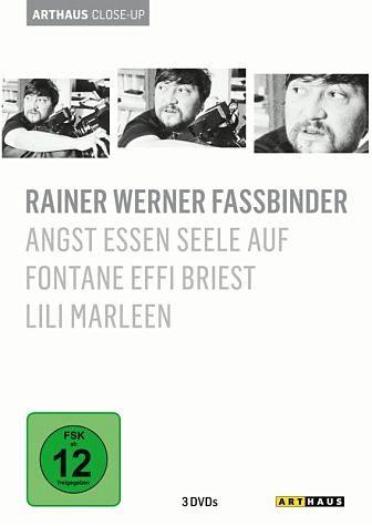 DVD »Rainer Werner Fassbinder - Arthaus Close-Up (3...«