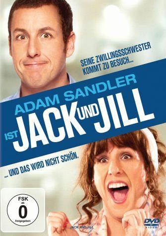 DVD »Jack und Jill«