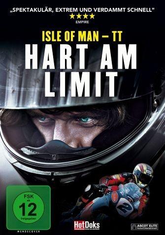 DVD »Isle of Man - TT: Hart am Limit«