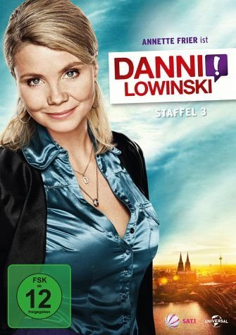 DVD »Danni Lowinski - Staffel 3 (3 Discs)«