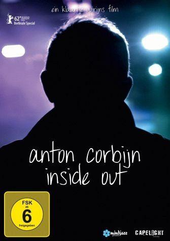 DVD »Anton Corbijn Inside Out (OmU)«
