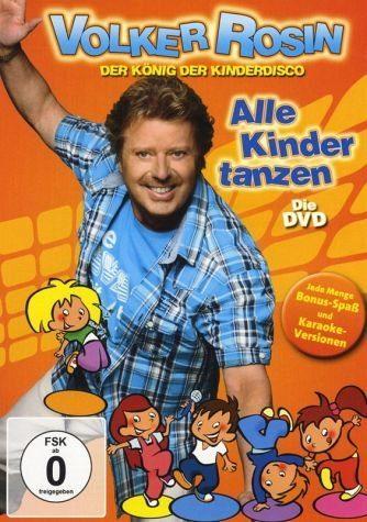 DVD »Alle Kinder tanzen - Die DVD«