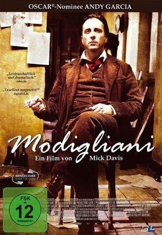 DVD »Modigliani«