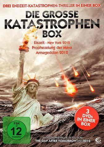 DVD »Die große Katastrophen-Box (3 Discs)«