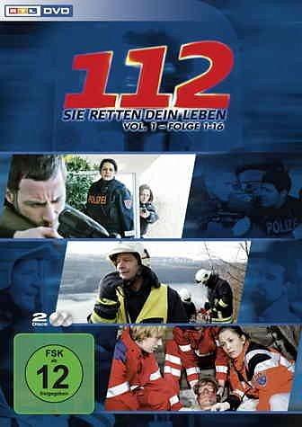 DVD »112 - Sie retten dein Leben, Vol. 1, Folge...«