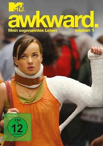DVD »Awkward. - Season 1 (2 Discs)«