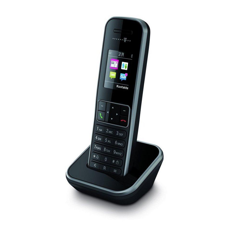 Telekom Mobilteil »406 Pack - CeBIT Aktion« in Schwarz