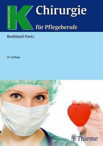 Gebundenes Buch »Chirurgie für Pflegeberufe«
