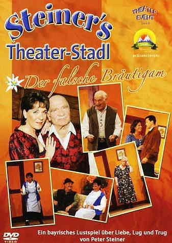 DVD »Peter Steiners Theaterstadl - Der falsche...«