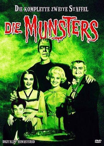 DVD »Die Munsters - Staffel 2 (7 DVDs)«
